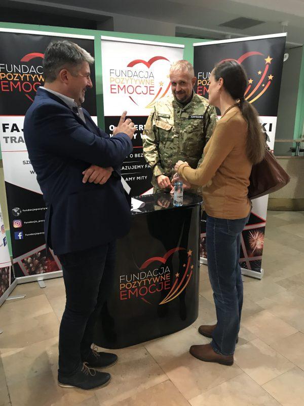 Fundacja Pozytywne Emocje Konferencja Policji